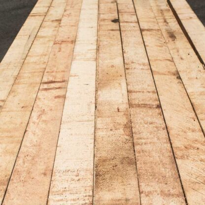 Kermode Forest Products Fencing rough green standard fencing 1x4